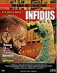 Infidus (The Hard-Art Collection) (Limited Edition Mediabook) (Cover A) (AT Import) Blu-ray