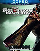 Inglourious Basterds (2009) - Steelbook (Blu-ray + DVD Edition) (CA Import ohne dt. Ton) Blu-ray