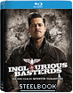 Inglourious Basterds (2009) - Steelbook (CA Import ohne dt. Ton) Blu-ray