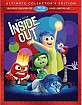 Inside Out (2015) 3D - Ultimate Collector's Edition (Blu-ray 3D + Blu-ray + DVD + UV Copy) (US Import ohne dt. Ton) Blu-ray