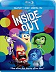Inside Out (2015) (Blu-ray + DVD + UV Copy) (US Import ohne dt. Ton) Blu-ray
