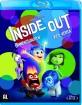 Inside Out - Binnenstebuiten (2015) (NL Import ohne dt. Ton) Blu-ray