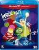 Inside Out - Binnenstebuiten (2015) 3D (Blu-ray 3D + Blu-ray) (NL Import ohne dt. Ton) Blu-ray