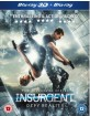 Insurgent (2015) 3D (Blu-ray 3D + Blu-ray) (UK Import ohne dt. Ton) Blu-ray