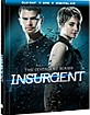 Insurgent (2015) - Target Exclusive Digibook (Blu-ray + DVD + UV Copy) (Region A - US Import ohne dt. Ton) Blu-ray