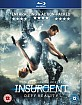 Insurgent (2015) (UK Import ohne dt. Ton) Blu-ray
