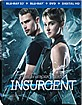 Insurgent 3D (2015) - Best Buy Exclusive Steelbook (Blu-ray 3D + Blu-ray + DVD + UV Copy) (Region A - US Import ohne dt. Ton) Blu-ray