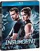 Insurgent 3D - The Divergent Series (2015) - Steelbook (Blu-ray 3D + Blu-ray) (IT Import ohne dt. Ton) Blu-ray