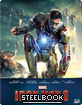 Iron Man 3 3D - Limited Edition Steelbook (Reverse Cover) (Blu-ray 3D + Blu-ray) (TH Import ohne dt. Ton) Blu-ray