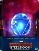 Iron Man 3 3D - Steelbook (Blu-ray 3D) (IT Import ohne dt. Ton) Blu-ray