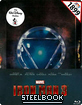 Iron Man 3 3D - Limited Edition Steelbook (Blu-ray 3D + Blu-ray) (TH Import ohne dt. Ton) Blu-ray