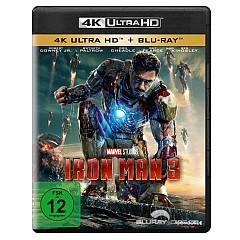 Iron Man 3 4K (4K UHD + Blu-ray) Blu-ray