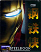 Iron Man - Blufans Exclusive Limited Edition Steelbook (CN Import ohne dt. Ton) Blu-ray