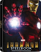 Iron Man - Plain Edition Steelbook (KR Import ohne dt. Ton) Blu-ray
