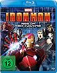 Iron Man: Rise of Technovore Blu-ray
