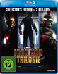 Iron Man Trilogie - Collector's Edition Blu-ray