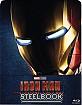 Iron Man - Trilogy Steelbook (IT Import ohne dt. Ton) Blu-ray