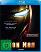 Iron Man - Ungeschnittene - US-K ... Blu-ray