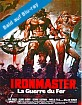 Ironmaster (1983) - Limited Edition Mediabook (Cover B) (CH Import) Blu-ray