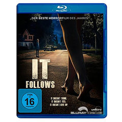 It Follows (2015) Blu-ray