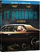 It Follows (2015) (Blu-ray + UV Copy) (Region A - US Import ohne dt. Ton) Blu-ray