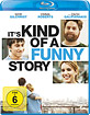It's Kind of a Funny Story Blu-ray