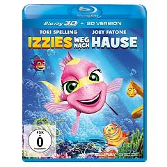 Izzies Weg nach Hause 3D (Blu-ray 3D) (Neuauflage) Blu-ray
