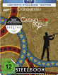 James Bond 007 - Casino Royale (2006) (Limited Edition Steelbook) (Neuauflage) Blu-ray