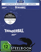 James Bond 007 - Feuerball (Limited Edition Steelbook) Blu-ray