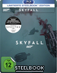 James Bond 007 - Skyfall (Limited Edition Steelbook) (Neuauflage) Blu-ray