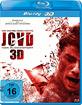 JCVD - Die wahre Geschichte von Bloodsport 3D (Blu-ray 3D) Blu-ray