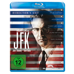 JFK - Tatort Dallas Blu-ray