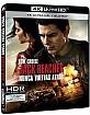 Jack Reacher 2: Nunca Vuelvas Atrás 4K (4K UHD + Blu-ray) (ES Import) Blu-ray