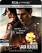 Jack Reacher: Never Go Back 4K (4K UHD + Blu-ray + UV Copy) (UK Import ohne dt. Ton) Blu-ray