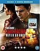 Jack Reacher: Never Go Back (Blu-ray + UV Copy) (UK Import ohne dt. Ton) Blu-ray