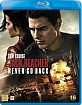 Jack Reacher: Never Go Back (DK Import) Blu-ray