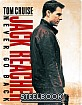 Jack Reacher: Never Go Back - HMV Exclusive Steelbook (UK Import ohne dt. Ton) Blu-ray