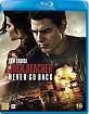 Jack Reacher: Never Go Back (SE Import) Blu-ray