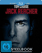 Jack Reacher - Steelbook (Blu-ray + DVD) Blu-ray