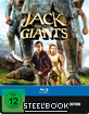Jack and the Giants (Limited Edition Steelbook) Blu-ray