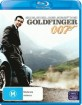 James Bond 007: Goldfinger (AU Import) Blu-ray