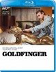 James Bond 007: Goldfinger (2. Neuauflage) (Blu-ray + Digital Copy) (Region A - US Import ohne dt. Ton) Blu-ray