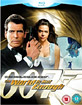 James Bond 007 - The World is not enough (UK Import) Blu-ray