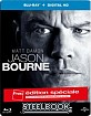 Jason Bourne (2016) (Blu-ray + UV Copy) - FNAC Exclusive Edition Steelbook (FR Import) Blu-ray