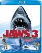 Jaws 3 (Blu-ray 3D + Blu-ray) (CA Import) Blu-ray