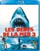 Les Dents de la mer 3 (Blu-ray 3D + Blu-ray) (FR Import) Blu-ray
