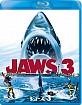 Jaws 3 (Blu-ray 3D + Blu-ray) (JP Import) Blu-ray