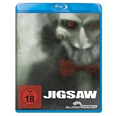 Jigsaw (2017) Blu-ray