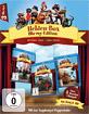 Jim Knopf und die Wilde 13 + Jim Knopf und Lukas der Lokomotivführer + Urmel aus dem Eis (Helden-Box) Blu-ray