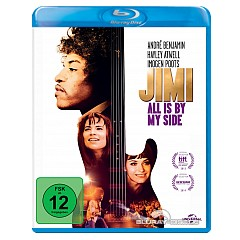 Jimi: All Is by My Side Blu-ray